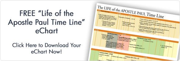 Free Time Line Of The Life Of Paul   Download