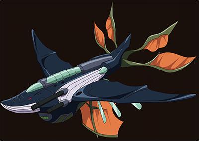 嵐闘機艦 ストームライダーシップ バハムートボマー anime monsters yugioh digimon