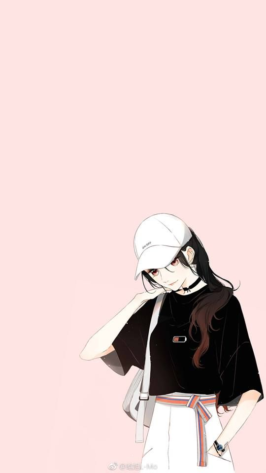 Pin Oleh Khyla Nazwa Di Manhua Manga Ilustrasi Karakter Lukisan Wajah Gadis Animasi