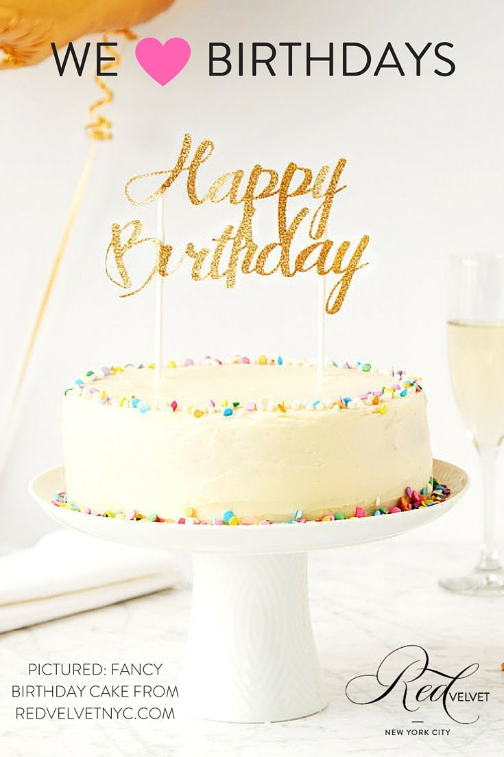 Everyday Birthday Cake Becomes Gourmet With This Crowd Pleaser The Moist And Colorful Confection Includes Three Kinds Of Sprinkles For Your Decorating