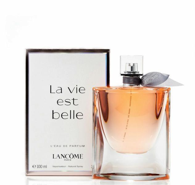 La Vie Est Belle Edp 100ml Na La Vie Est Belle Lancome Perfume