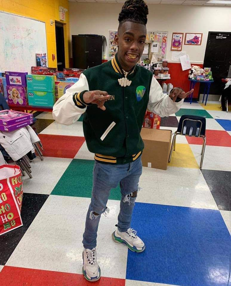 Ynw Melly Melly The Menace Wshh Exclusive Official Music