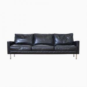 Mid Century Loose Cushion 3 Sitzer Sofa Von George Nelson
