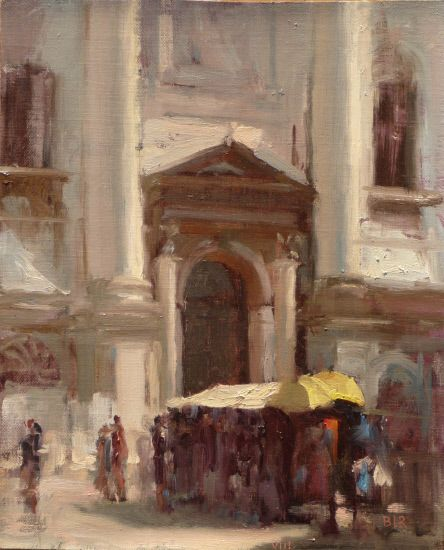 Barry John Raybould Art Painting Painting Virtual Art