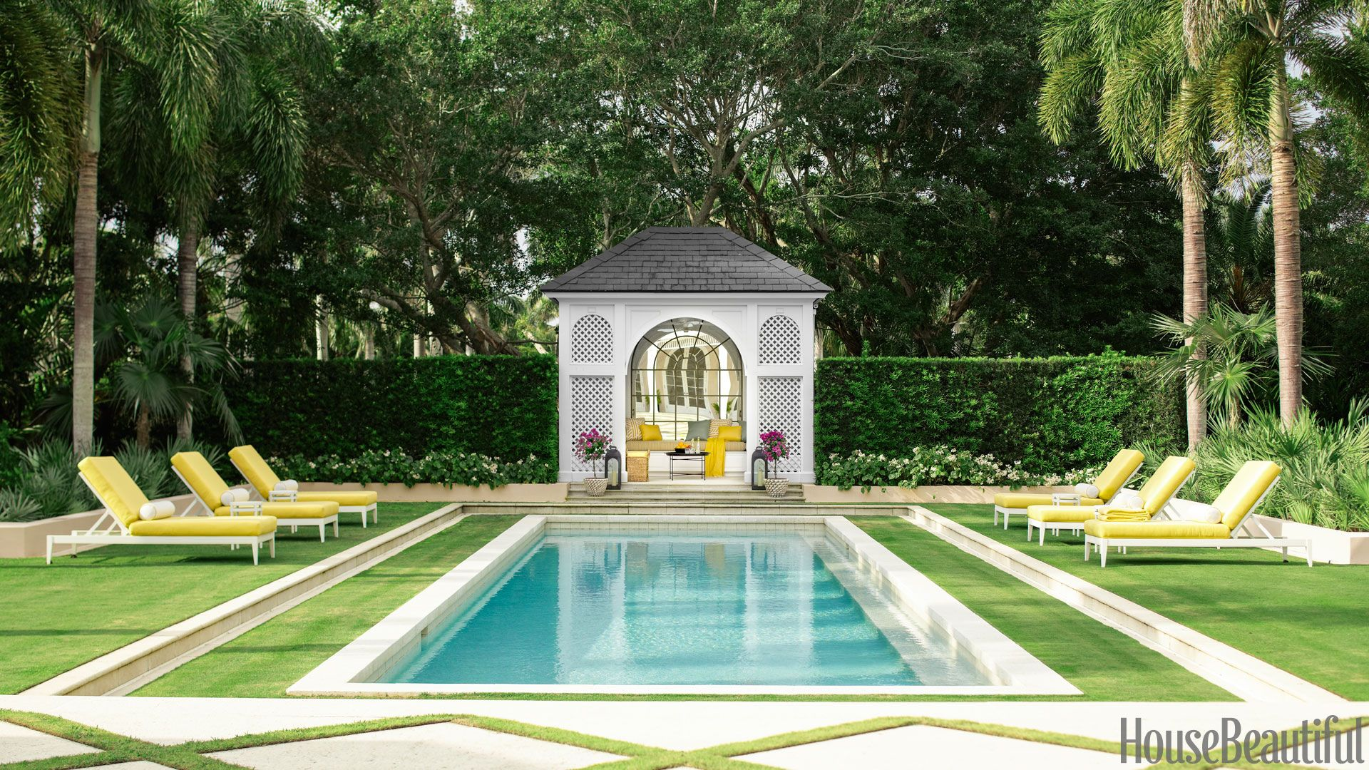 34 Swimming Pools Youll Want to Lounge In ASAP