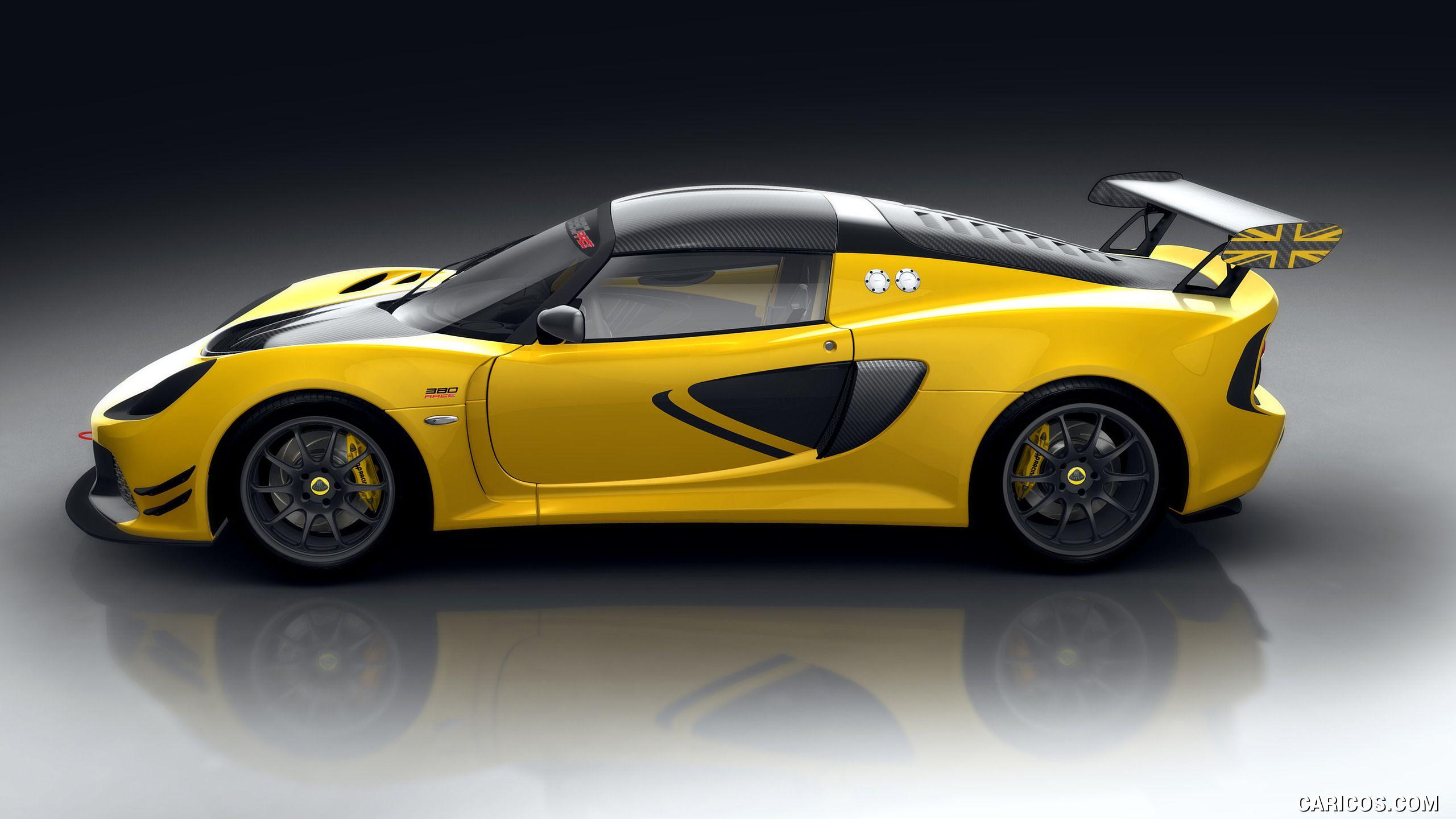 2017 Lotus Exige Race 380 Wallpaper Lotus Exige Lotus Car
