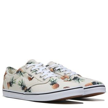 a40499ac0d Vans Atwood Low Sneaker Pineapple Cool Vans Shoes