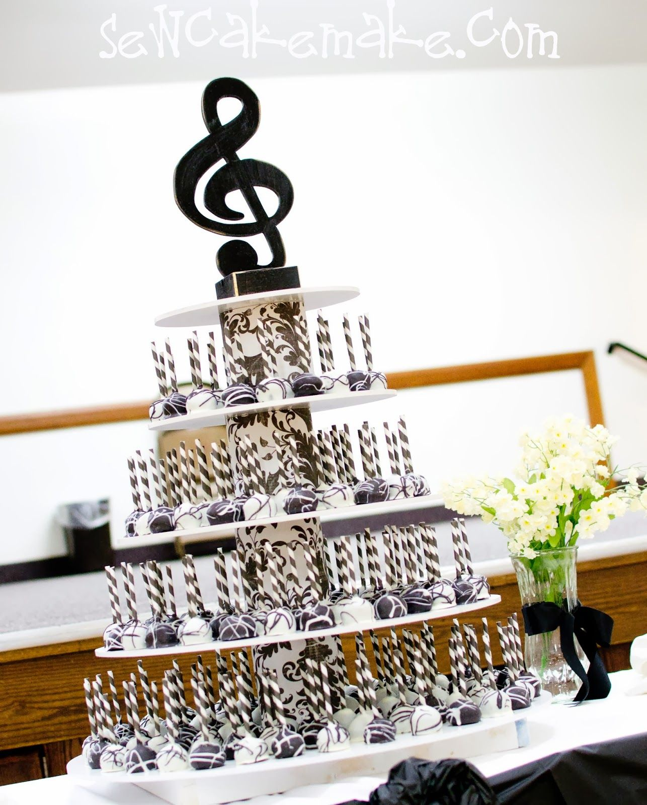 Cake Stand Rental Chicago