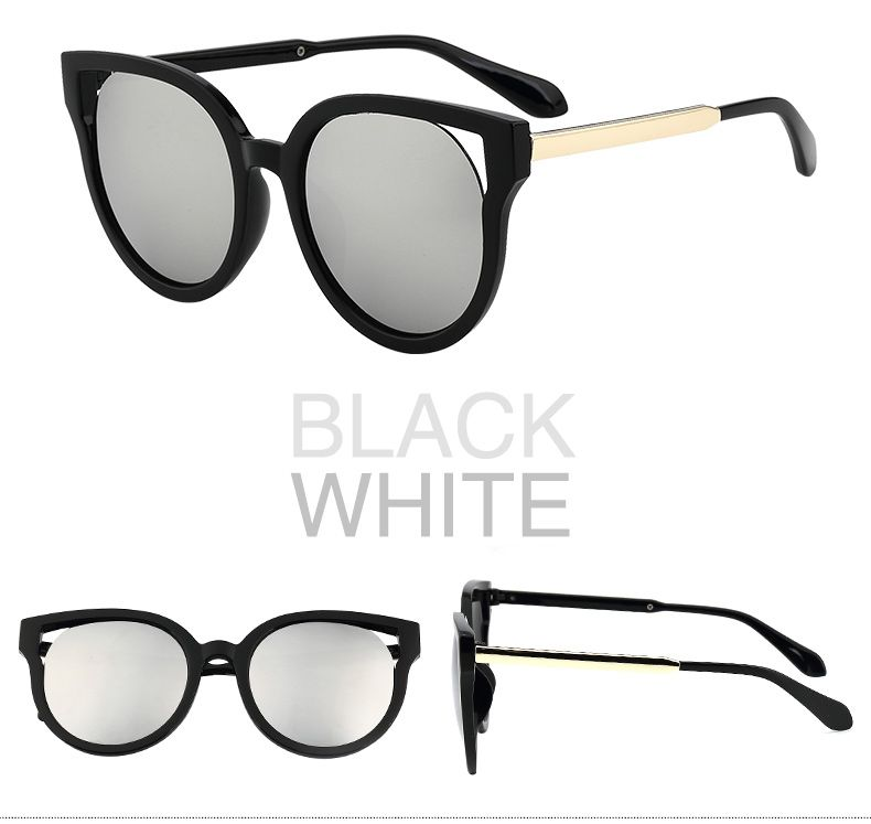 new arrival Sunglasses for women cat eyes frame oculos vintage brand ...
