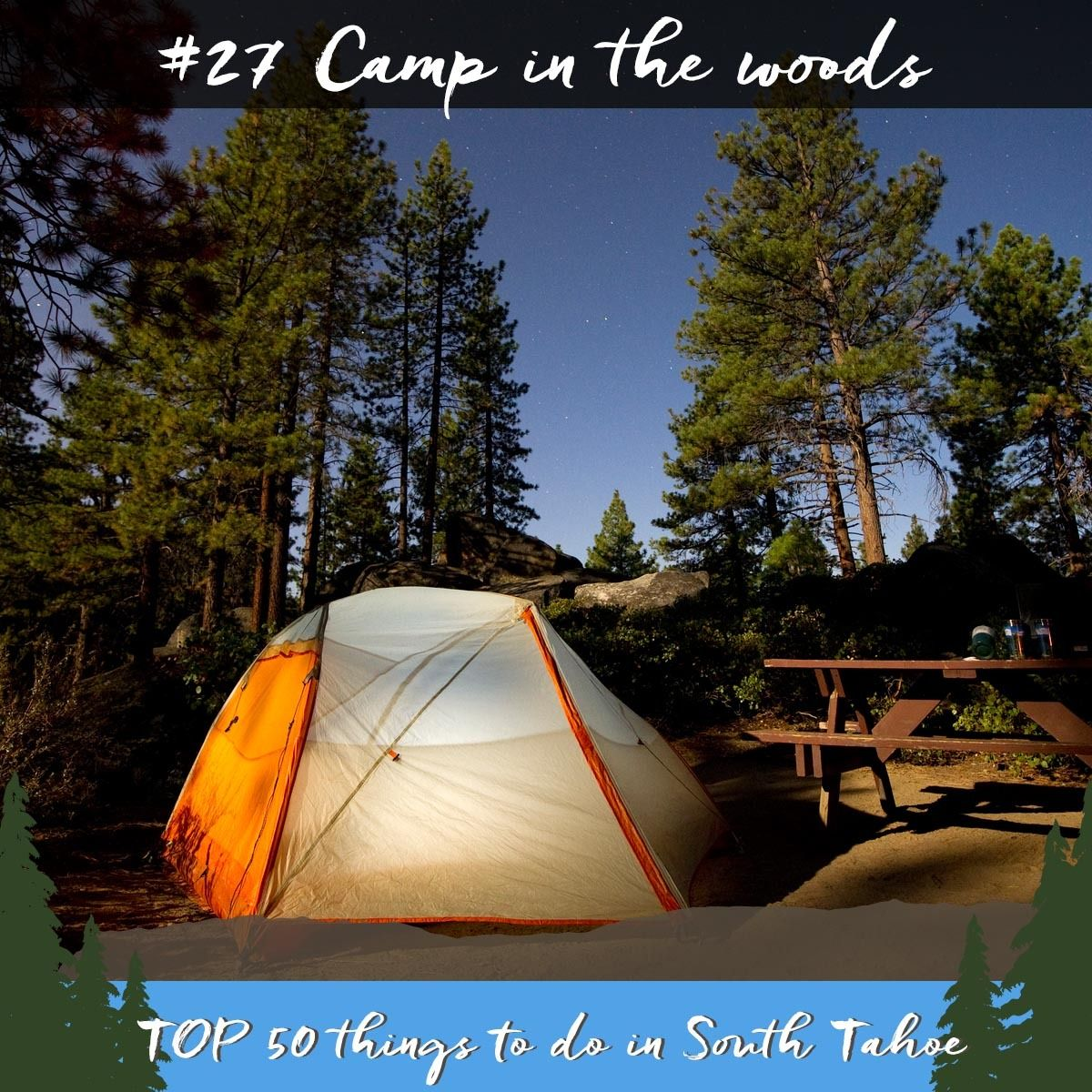 Are you an RV or a tent c&er? & 27 - enjoy a campout! Are you an RV or a tent camper? | 50 Things ...