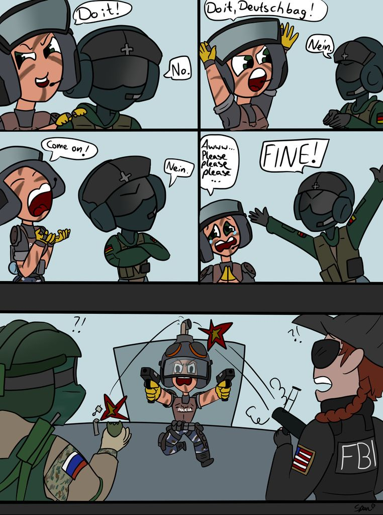 Imagine If It Really Happens Rainbow Six Siege Memes Rainbow