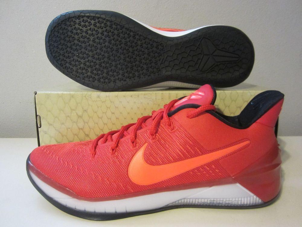 uk availability 41e69 912ff (852425 608) DS Nike Kobe AD university red black sz 11 Mens