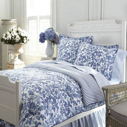 Blue Comforter Lauren Porcelain Ralph Reviews Rose