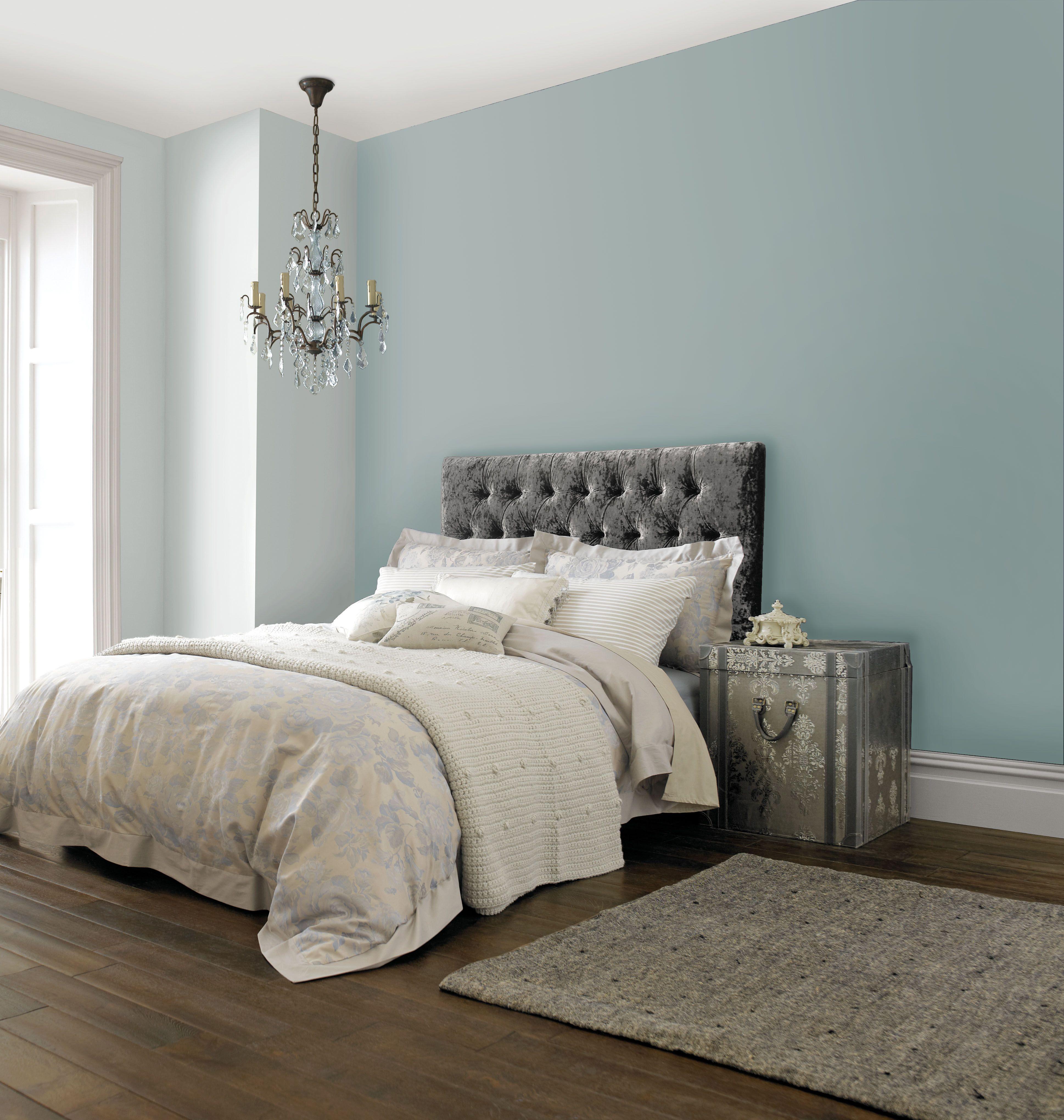 Duck Egg Colour Bedroom Bedroom Built In Cupboards Bedroom Design Ideas For Teenage Girls 2014 Bedroom Artwork Ideas: It's Not Just Paint. It's Personal. In 2019