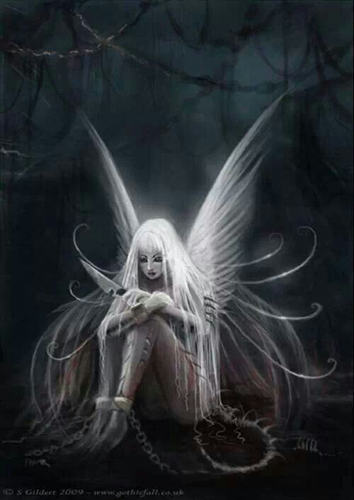 Beautiful Dark Fairy Pictures | www.pixshark.com - Images ...