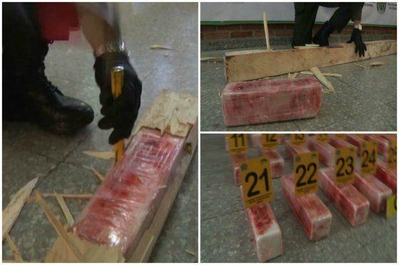 Cargamento de 43 kilos de cocaína hallado en El Dorado involucra a una aerolínea