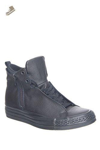 85376fe79dda4 Converse Womens Chuck Taylor Selene Monochrome Black Sneaker - 8 ...