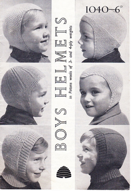Knit Sew Crochet - Knitting Patterns for Children