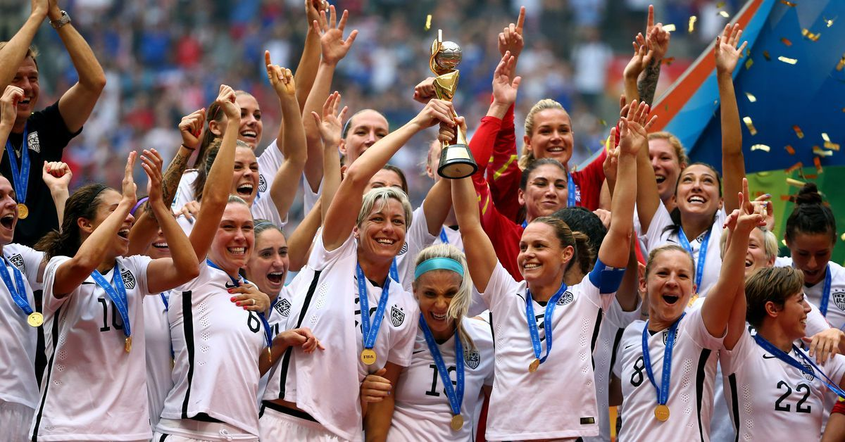 Women S World Cup France June July 2019 Fifa Women S World Cup Usa Soccer Women Women S Soccer Team