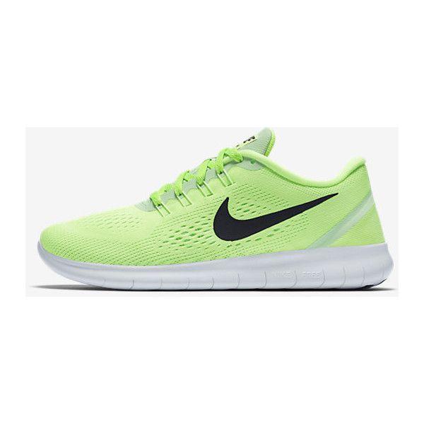 Nike Free RN Women's Running Shoe. Nike.com ($100) ❤ liked on