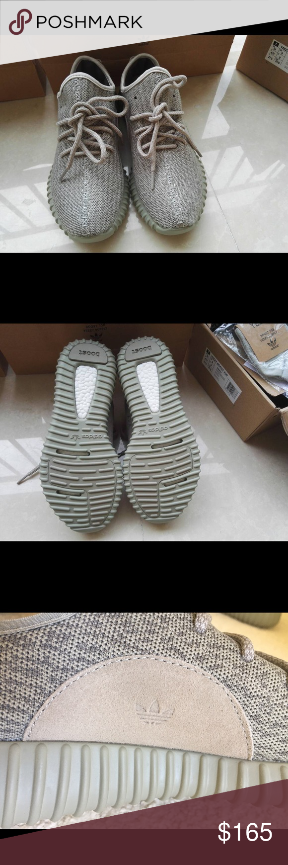 9aa44dce24665d New Adidas Yeezy Boost 350 Moonrock Women Size 6 Up for sale brand New Adidas  Yeezy