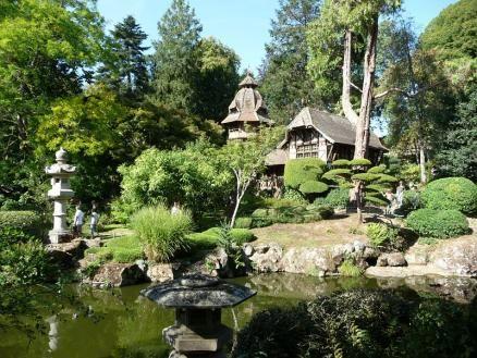 Parc oriental de maulevrier pays de loire zen for Le jardin oriental