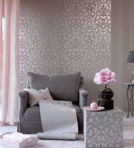 Best 20 Wallpaper For Living Room Ideas On Pinterest: Best 25+ Pink And Grey Wallpaper Ideas On Pinterest