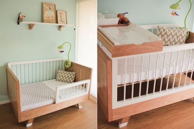 Arroró mi niño!: cunas con diseño | El diseño, Bebe y Bebé