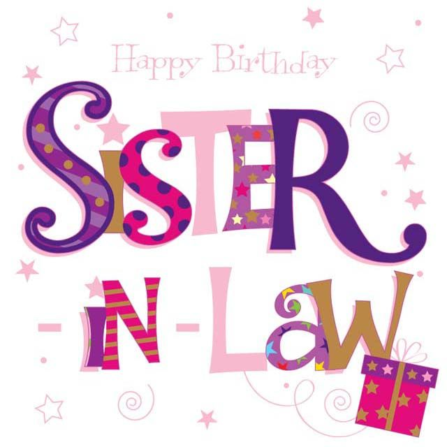 Free Greeting Cards Happy Birthday Sister In Law Meme