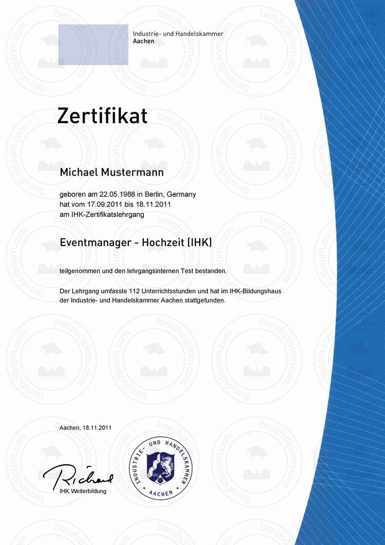 Zertifikat kaufen, Vorlage zertifikat teilnahmebestätigung ...
