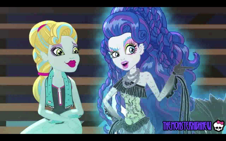 Monster High - T05xE06 - Sospechando de Gil (Español Latino ...