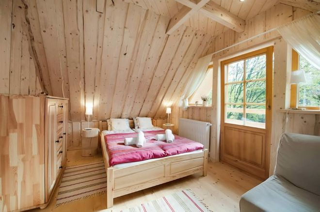 Stunning Gate Lodge By The Little Log House Company With Images Log Homes Little Log Cabin Tiny House Design