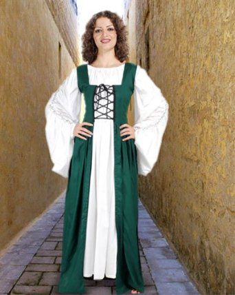 Easy to Make Medieval Costumes