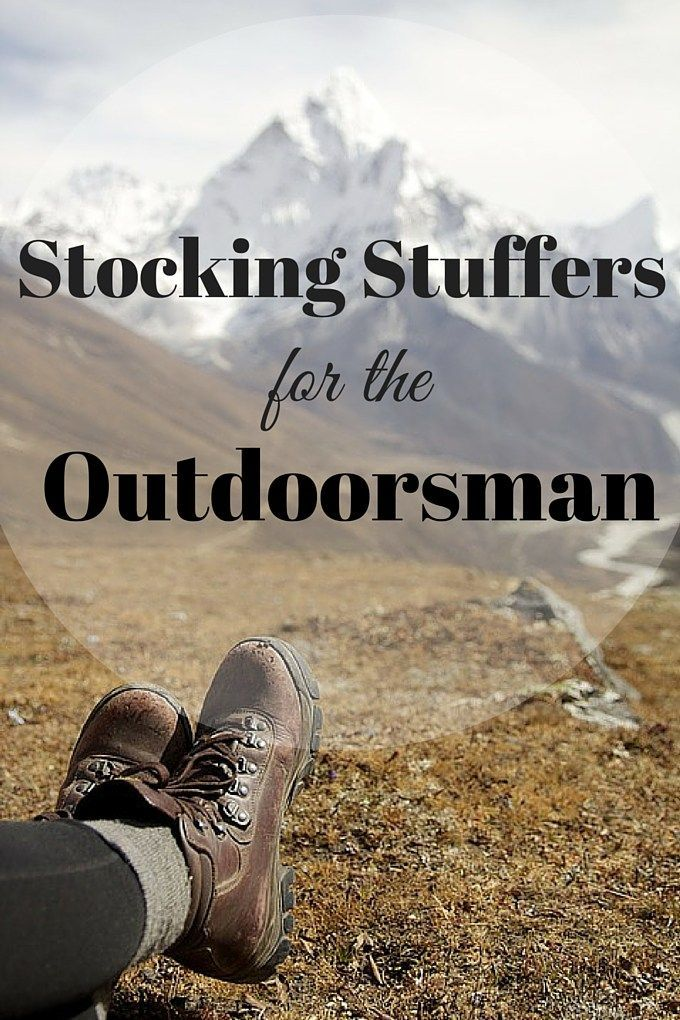 stocking stuffers for the outdoorsman sunshine momma - Christmas Gifts For Outdoorsmen