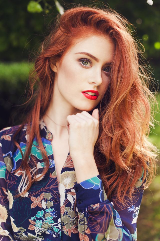 Cute redhead blog pity