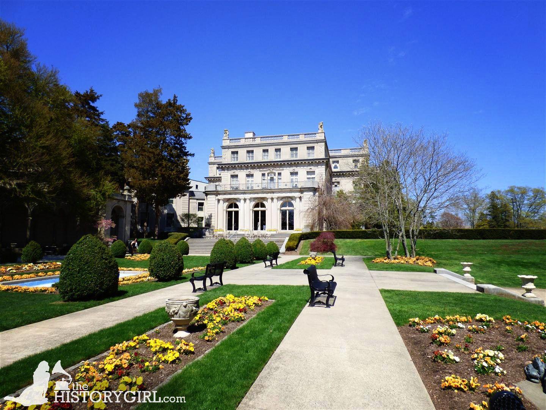 Formal Gardens At Woodrow Wilson Hall Shadow Lawn At Monmouth U