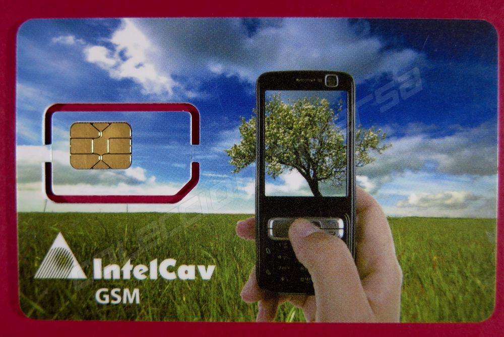 Smart Card Job Samples, Intelcav Brasil GSM System