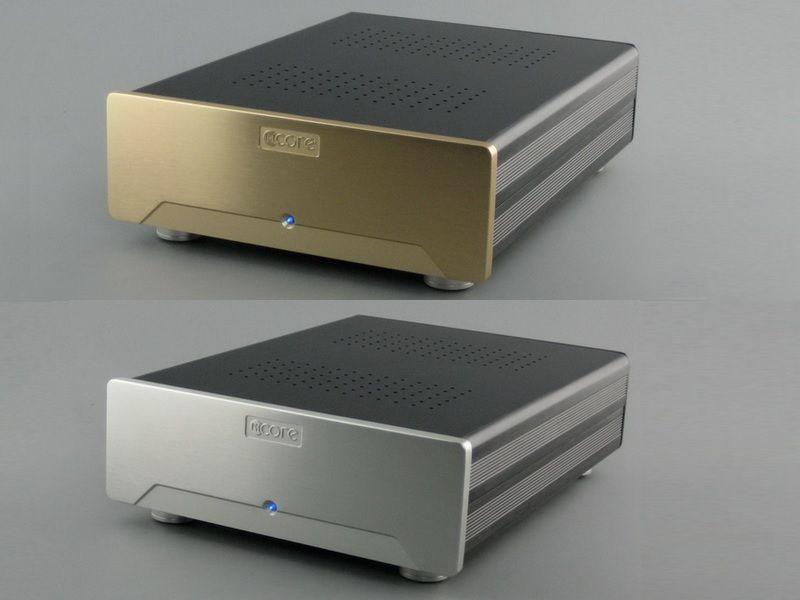 ghentaudio --- Hypex & NCore NC400 NC500 NC1200 UcD700 Case-kit