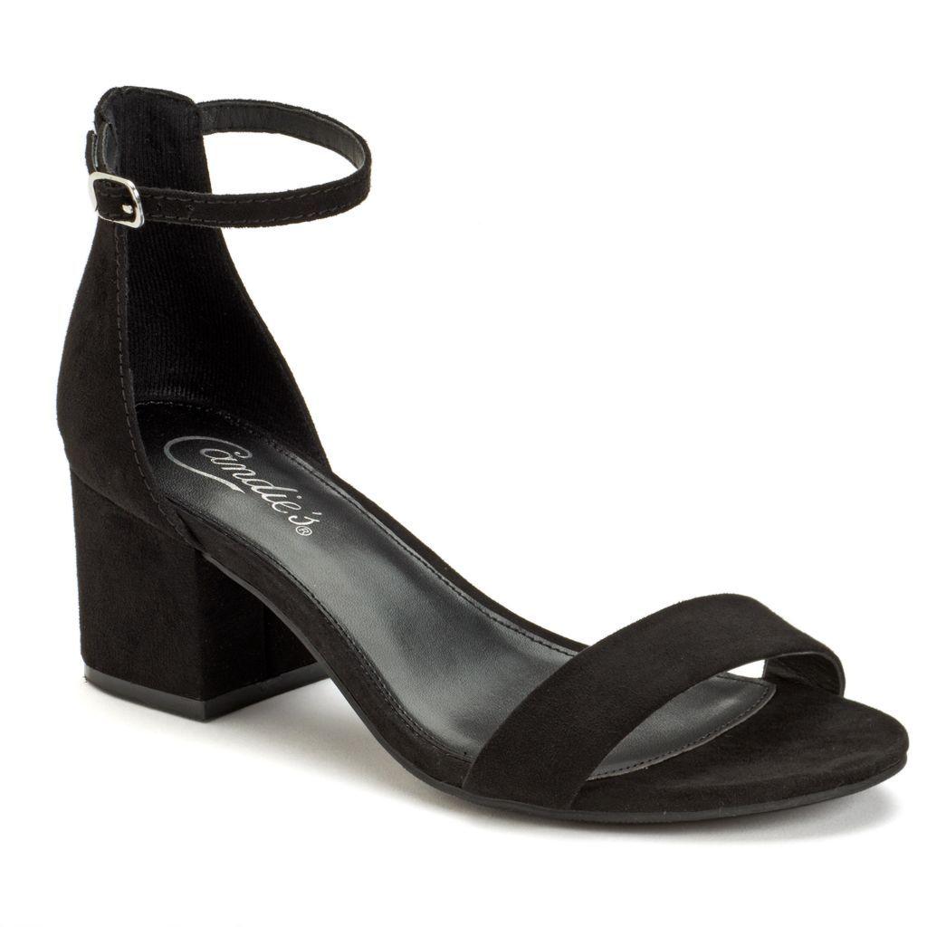 Candie's® Cosmos Women's Block-Heel Sandals/