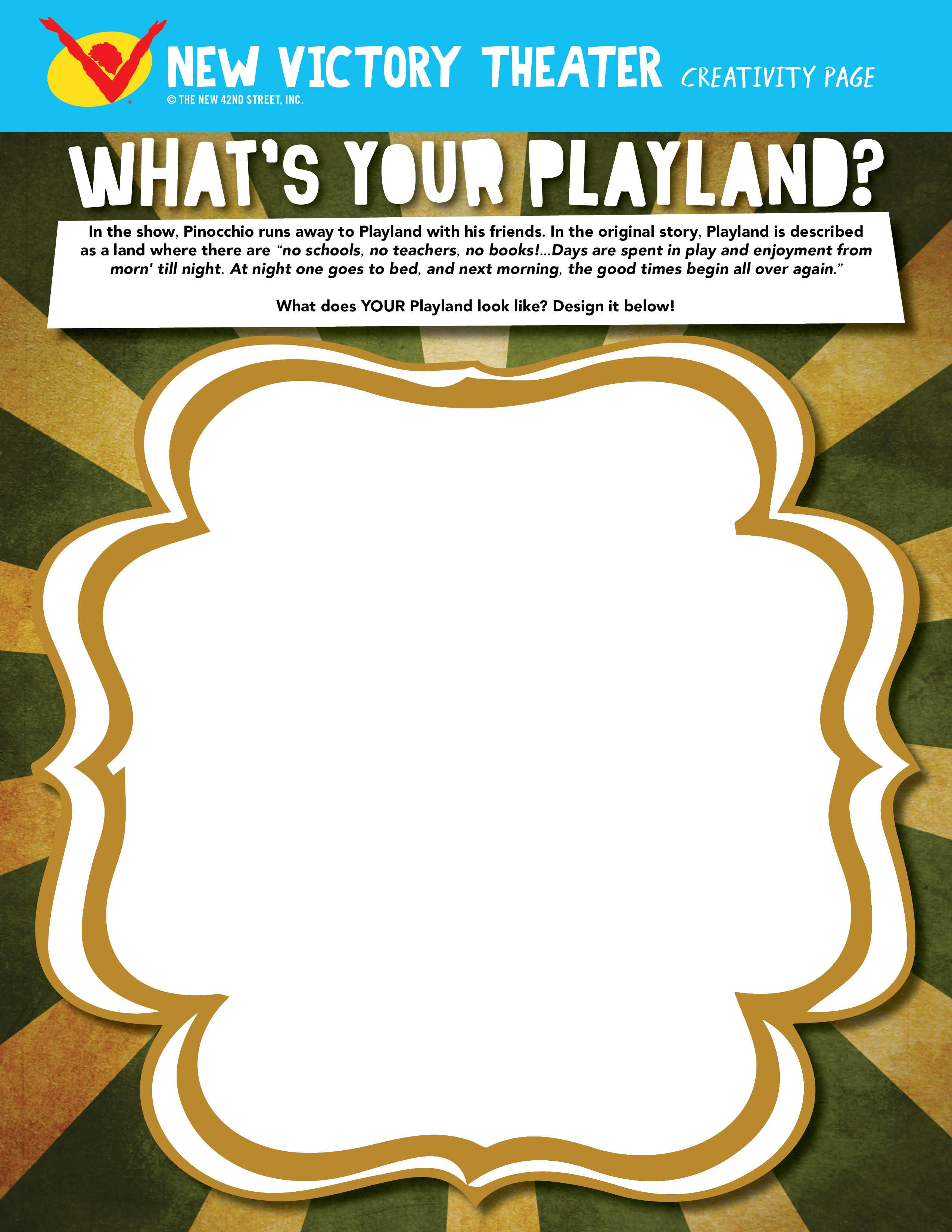 What S Your Playland