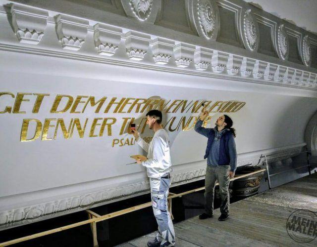 Maler lackier und stuckateurhandwerk in reichenbach im for Raumgestaltung plauen