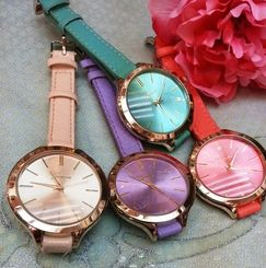 Designer Style Petite Band Watch