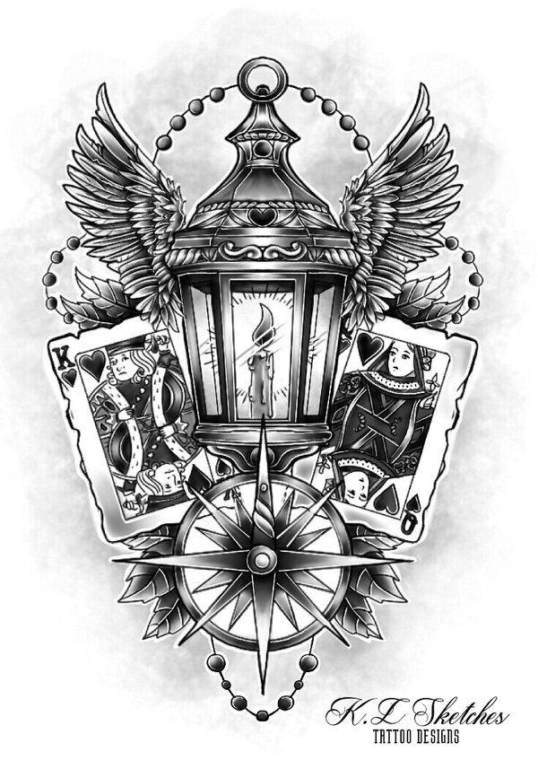 tattoo old school design - Pesquisa Google