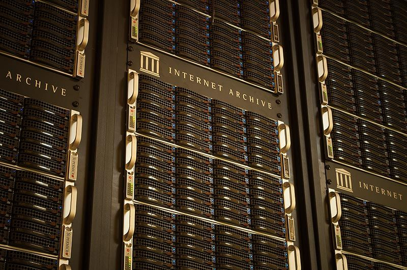 Internet Archive - Petabyte storage with Supermicro | Data Center in