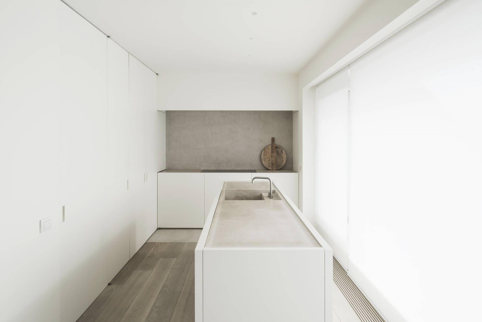 Penthouse wohnung minimalistische einrichtung aussicht tel aviv