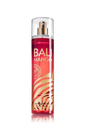 Bali Mango Fine Fragrance Mist Signature Collection Bath