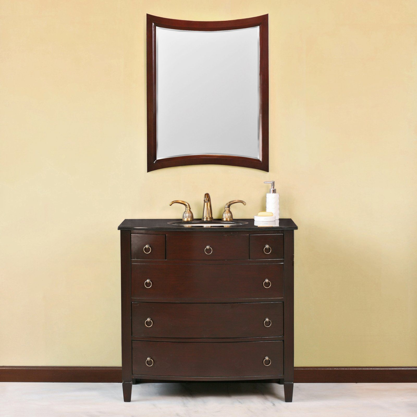 Have to have it. Virtu USA Venice 36-in. Single Bathroom Vanity Set LS-1041 $999.00