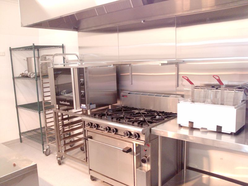 Catering Kitchen Design Ideas  Space Installs A First - Commercial kitchen design ideas