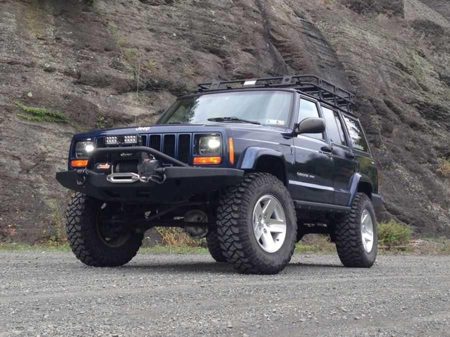 Project Xj 2001 Jeep Cherokee 2001 Jeep Cherokee Jeep