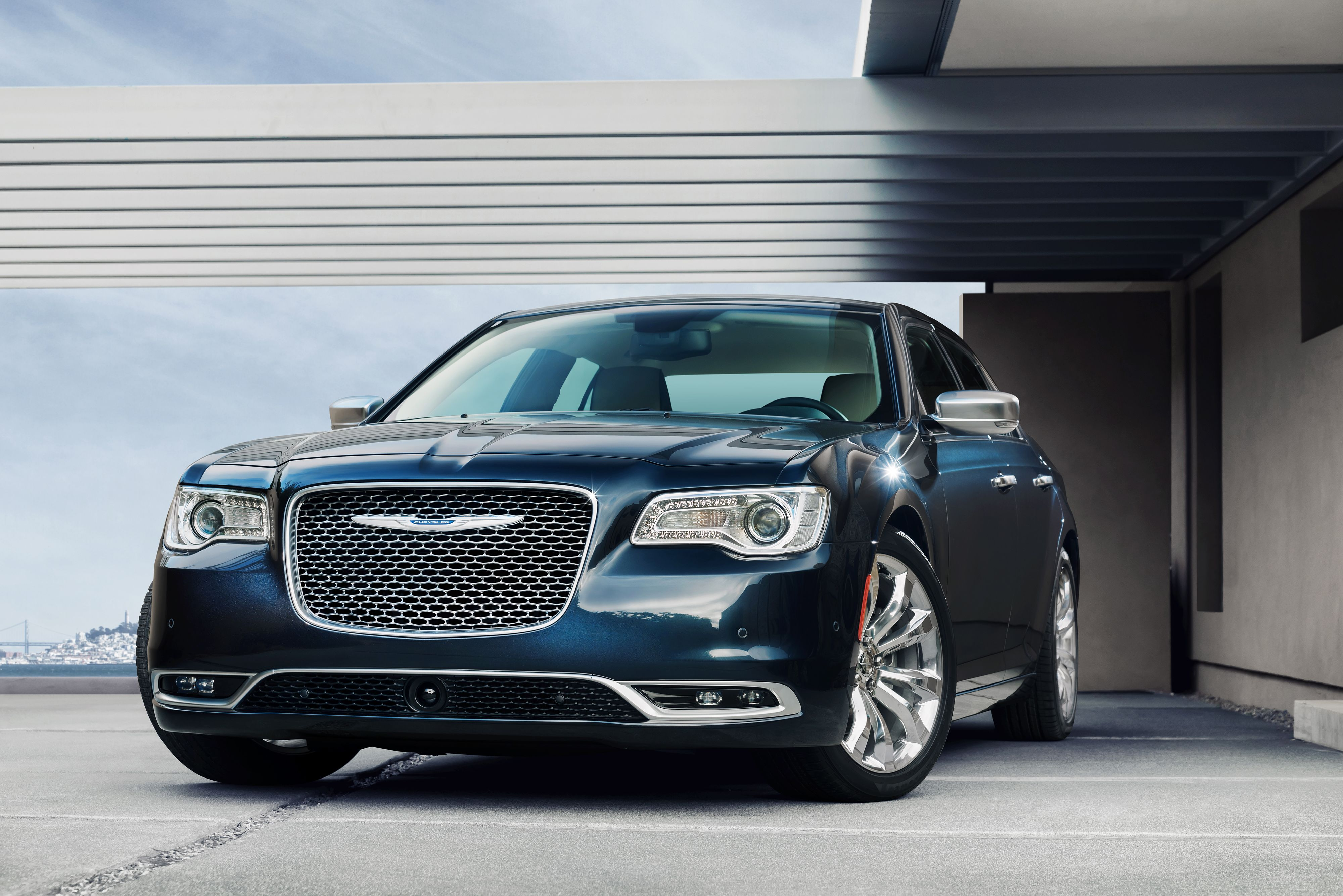 2015 Chrysler 300C Platinum Future Motor Goals